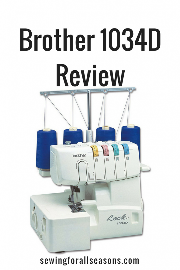 brother 1034d review