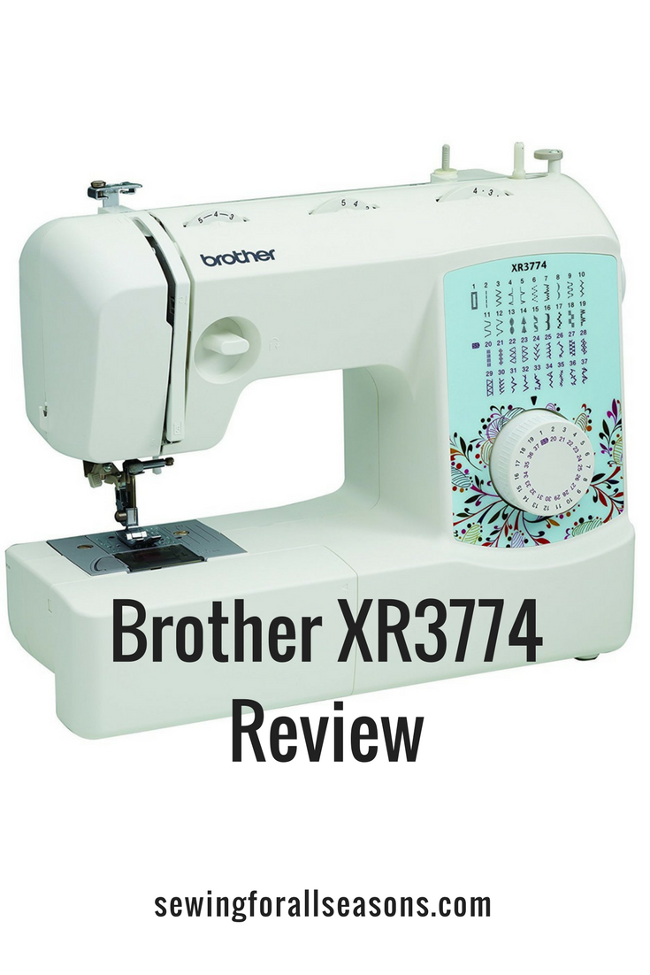 Brother XR3774 review