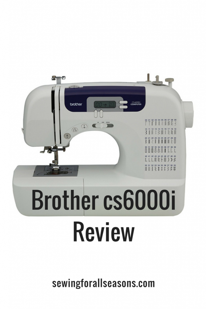 brother cs6000i reviews