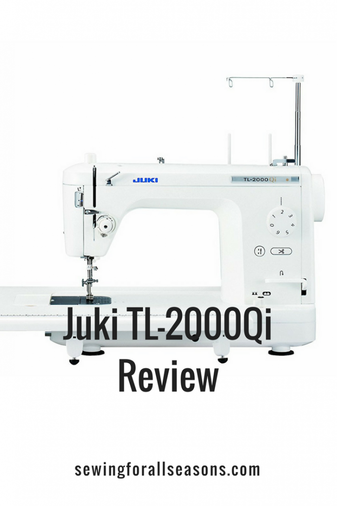 Juki TL40Qi Review 40 Sewing For All Seasons Amazing Juki Sewing Machine Reviews