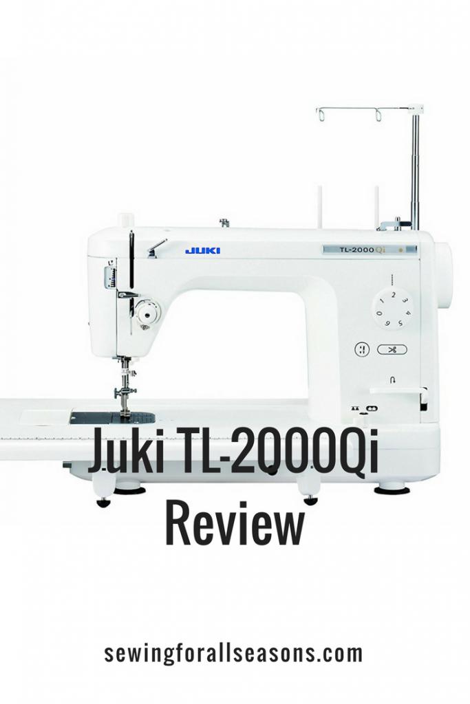 Juki TL-2000Qi reviews